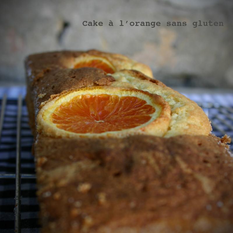 Cake a l 39 orange sans gluten je cuisine pour 2 - Je cuisine sans gluten ...