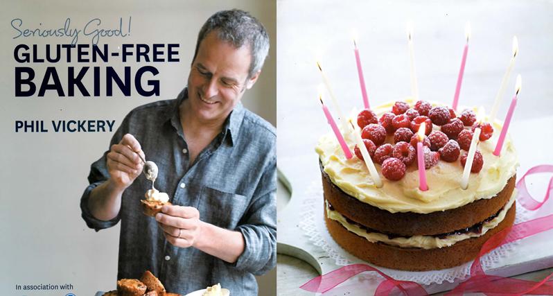 gluten-free baking book