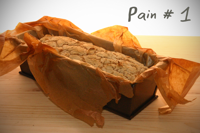 Pain Mix pain nature et Cie