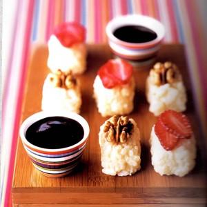 sushi sucrés Miss No gluten